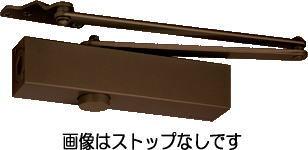 ニュースター PS-7003 ドアクローザー バーントアンバー