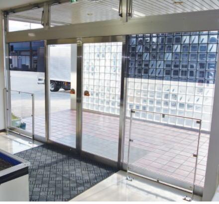 杉田エース 自動ドア用安全ガード 241-714