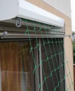 杉田エース 緑のロールカーテン 1040WH 639-050
