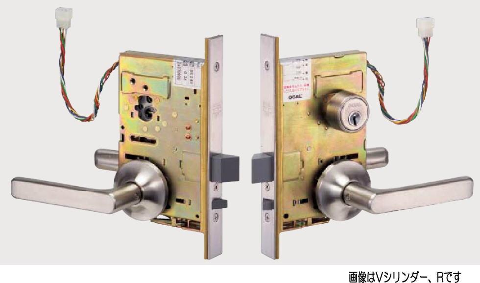 GOAL ゴール P-ELTP-7 NU-11S BS76 R 電気錠 DT38~43