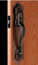 長沢製作所 924504 古代 サムラッチ取替錠 GB BS60 DT30-40