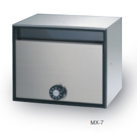 田島メタルワーク MX-7 省スペースタイプ myナンバー錠/シリンダー錠