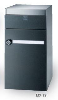 田島メタルワーク MX-13(受注生産) スリーサイズコンビネーションタイプ ラッチロック(南京錠別売)