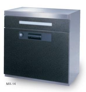 田島メタルワーク MX-14(受注生産) コンビネーションタイプ ラッチロック(南京錠別売)