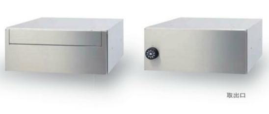 田島メタルワーク MX-90(専用ダイヤル錠) フルフラットデザインタイプ ヘアライン