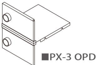 田島メタルワーク PX-3-OPD(専用ダイヤル錠) PX-3用オプション(施錠機能ありタイプ) 白色焼付塗装仕上げ