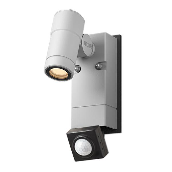 タカショー HBA-D23W (75413700) ウォールスポット オプティS 人感センサー付 オフホワイト(代引不可商品)