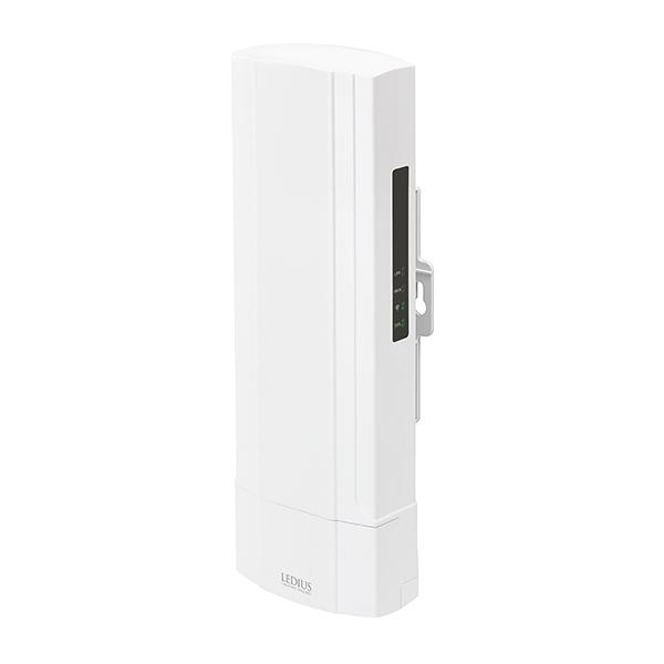 タカショー HIC-004W (49809300) 屋外用Wi-Fi中継機W87×D257×H38(代引不可商品)