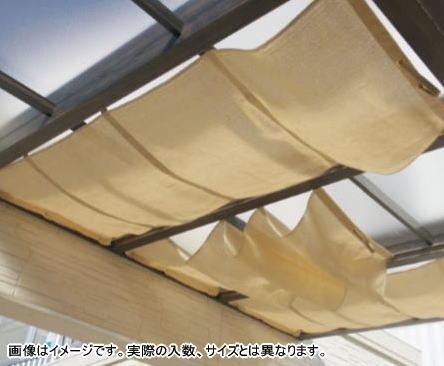 【受注生産品】 1.0間×9尺 タカショー サンドストーン(商品):家づくりと工具のお店 家ファン! (79759200) シンプルシェード-エクステリア・ガーデンファニチャー