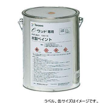 タカショー PNT-EU2P 3.7L缶 ライトオーク 木製ペイント 13886900