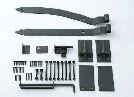 タカショー EUK-G03A e-ウッドゲート 用取付金具セットA