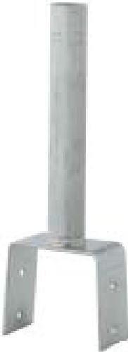 タカショー SCB-01 ステンベースプレート 10cm (ブロック用)
