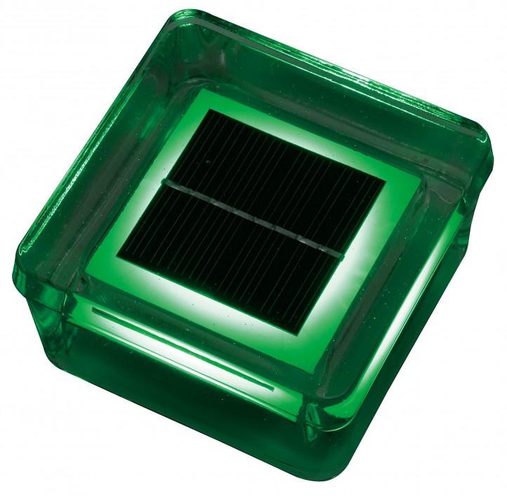 タカショー HCC-001G タイルドライト ソーラー (緑)