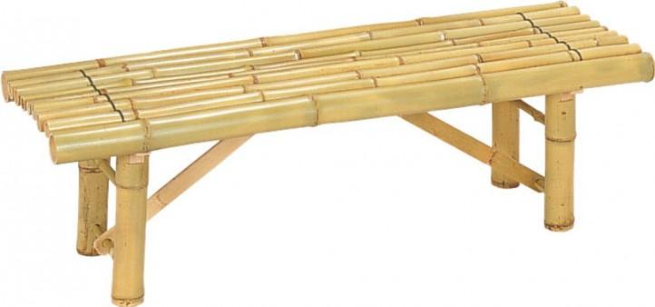 タカショー B-9 白竹縁台 4尺