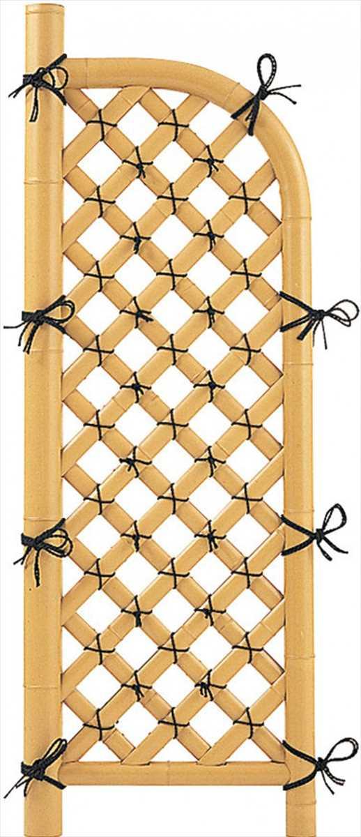 タカショー GO-36 合成割竹格子袖垣 2.3尺