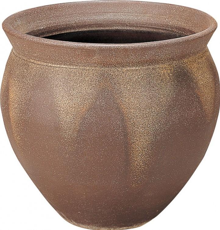 タカショー WK-90LL 古陶壷型水鉢 20号