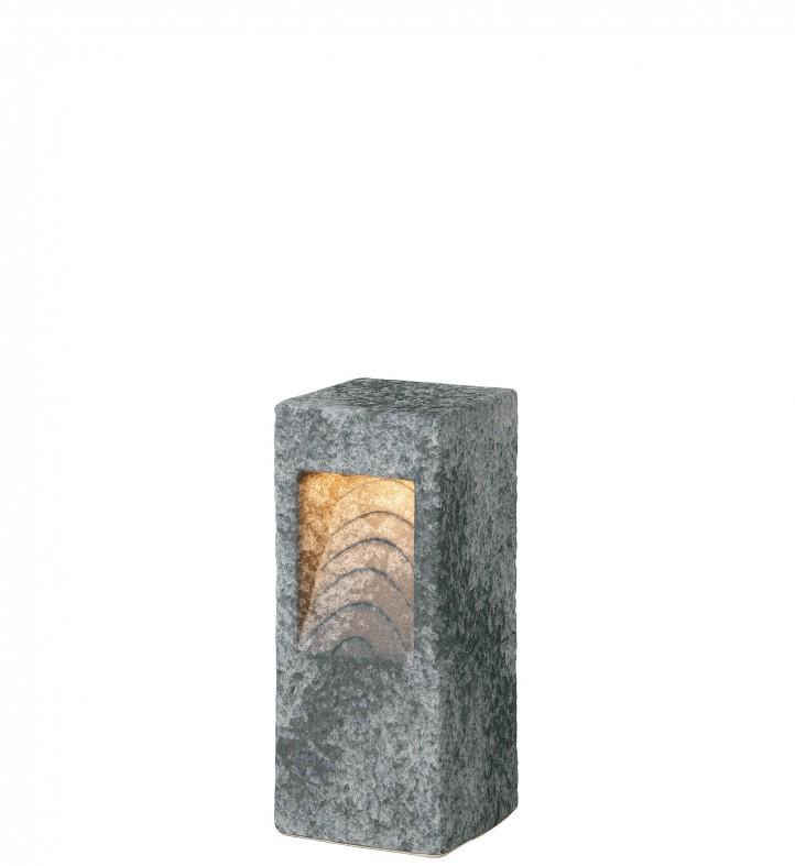 タカショー HGA-D06N 和風ローボルトライト 露地 岩肌 (電球色)