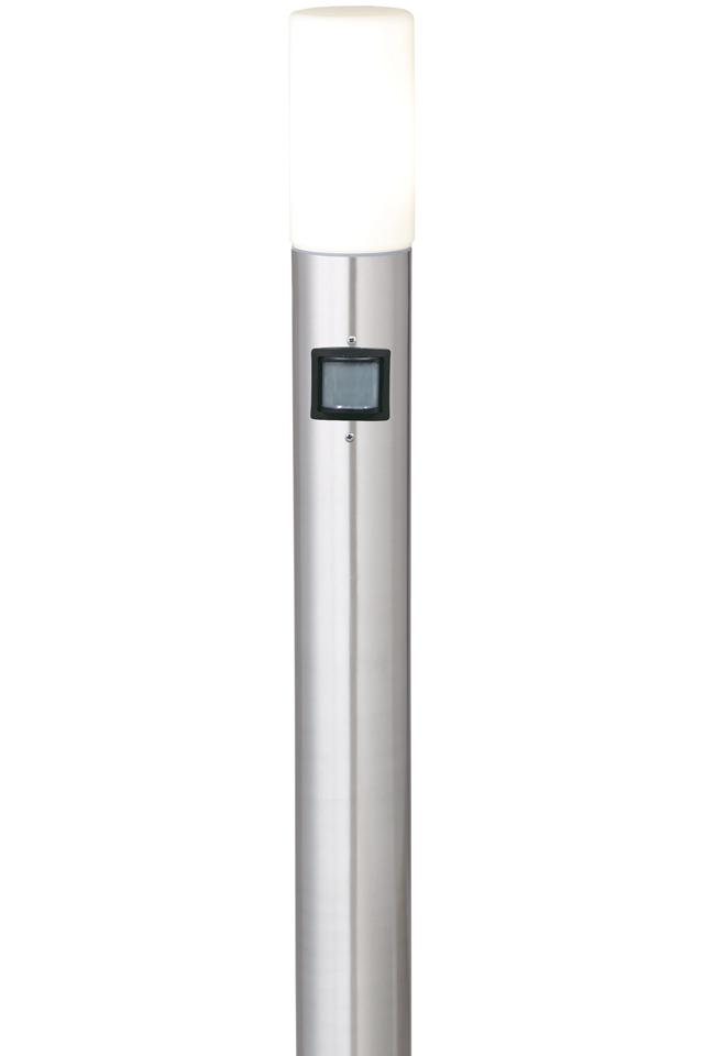タカショー HFD-D05SA シンプルLEDポールライト 11型 4W ステンレス人感センサー付