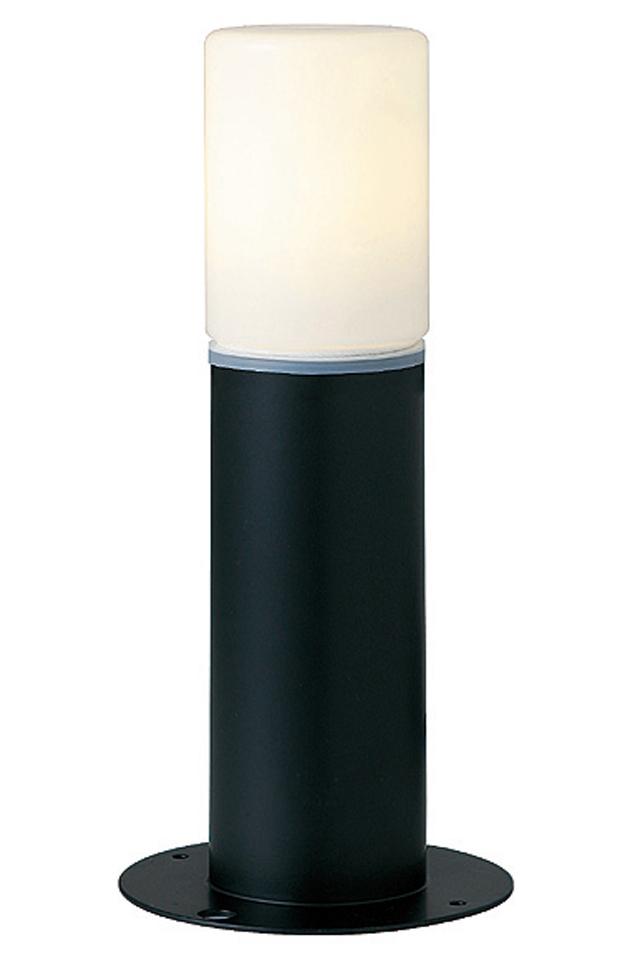 タカショー HFD-L1MBA シンプルLEDミニポールライト 4W ブラック
