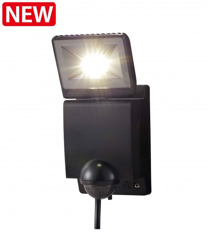 タカショー HIA-W01K LEDセンサライト1型 ブラック