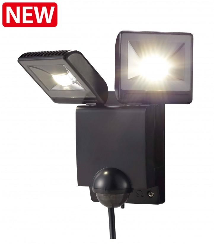 タカショー HIA-W02K LEDセンサライト2型 ブラック