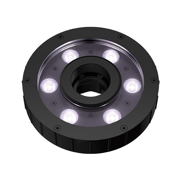 タカショー HHA-M09K ウォーターファウンテンライト (RGB)