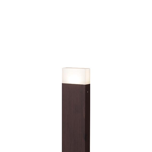 タカショー HFD-D42P アートウッド 12型 スリムポールライト H300(電球色) 12型 ダークパイン アートウッド H300(電球色), 遠藤食品:bc7f7ed7 --- sunward.msk.ru