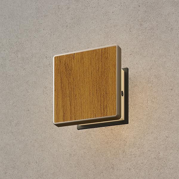 タカショー (電球色) HFB-D21N エバーアート ウォールライト 2型 HFB-D21N 100V ナチュラルパイン ウォールライト (電球色) W105×D70×H105, Present-web:fdcba75d --- sunward.msk.ru
