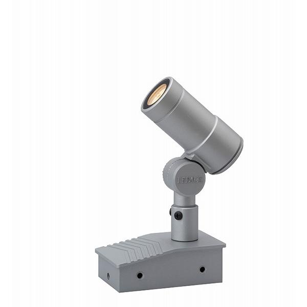 タカショー HBB-D20S ガーデンアップライト オプティS 狭角シルバー (電球色) W65×D125×H155