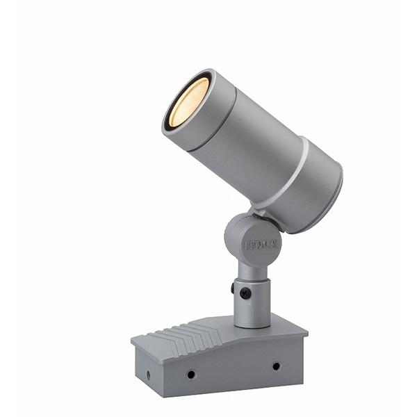 タカショー HBB-D23S ガーデンアップライト オプティM 中角シルバー (電球色) W65×D125×H170