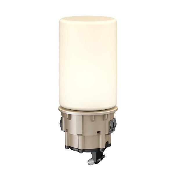 タカショー HBE-D09T エバーアートポールライト トップ 1型(電球色) W82×D82×H195