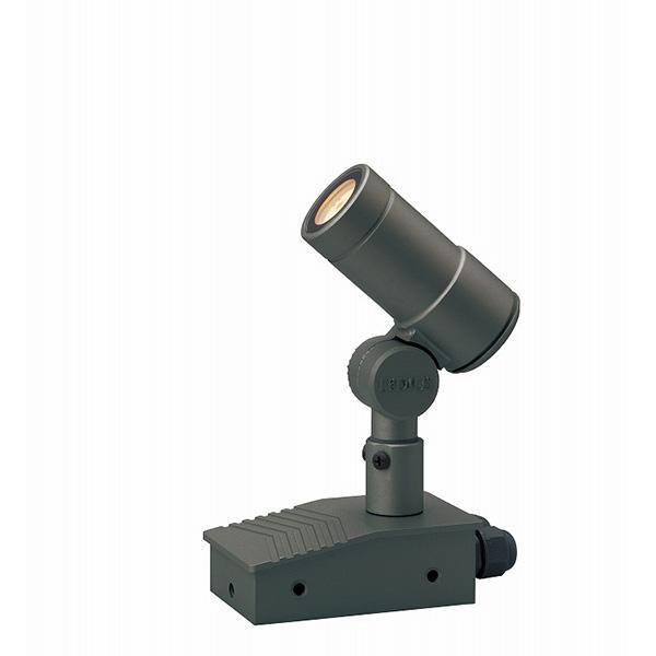 タカショー HFE-D48C ガーデンアップライト オプティS100V狭角 チャコールグリーン (電球色) W65×D125×H155