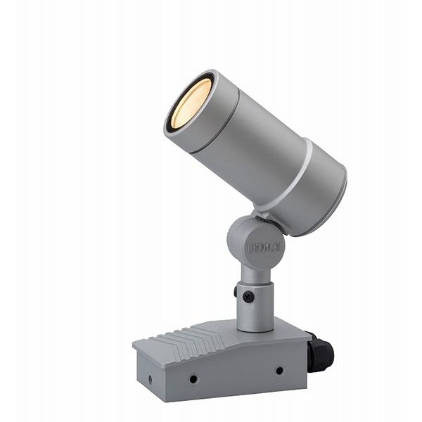 タカショー HFE-D51S ガーデンアップライト オプティM100V中角 シルバー (電球色) W65×D125×H170