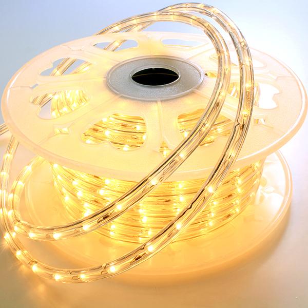 タカショー MKJ-02CL 69490700 ロープライト(電球色)