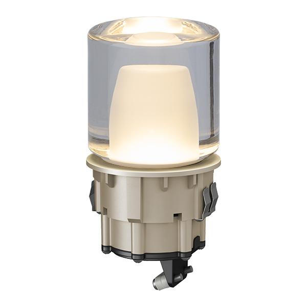 タカショー HBE-D13T 75104400 エバーアートポールライト トップ 5型 電球色
