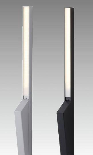 タカショー HFD-020S/020B LEDスタイルポールライト3型 100V 各色