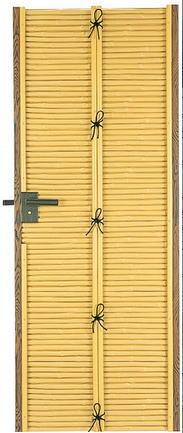 タカショー エバーセット部材 庭扉シリーズ エバーみす垣扉 両面 AL-26 W700×H1800