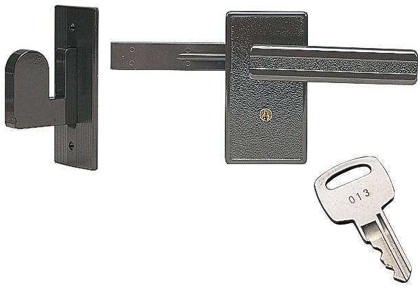 タカショー STK-01 エバーセット部材 扉用部材 扉用錠