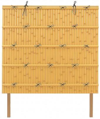 人気ショップ EF-03 真竹:家づくりと工具のお店 家ファン! ECO-バンブーユニット フリーポール垣 パネルのみ タカショー-木材・建築資材・設備
