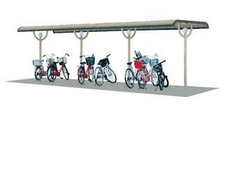 高価値セリー プレート/埋め込み仕様:家づくりと工具のお店 家ファン! SP101YA/YAU-K 自転車置場 SPシリーズ SP10YA型-エクステリア・ガーデンファニチャー