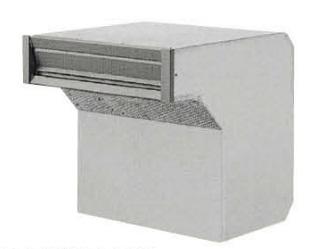 タマヤ TAMAYA 戸建用郵便ポスト T57-2B3/T57-2B6/T57-2B8 口金タイプ一体型 ダイヤル錠取付け可能(別オーダー)