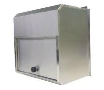 タマヤ TAMAYA 戸建用郵便ポスト TS-1 専用内掛け裏箱 ダイヤル錠取付け可能(別オーダー)