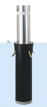 【帝金 Teikin】 バリカー上下式 KS-2160CT バランサー内臓 取替用支柱