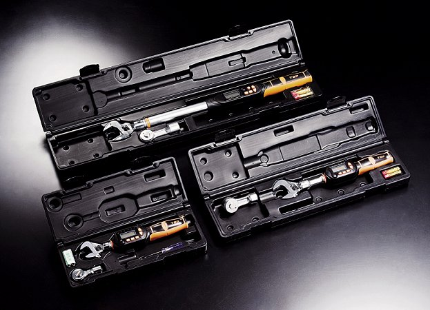 TOP トップ工業 DS340-22BN モンキ形/ラチェット形デジタルトルクレンチセット