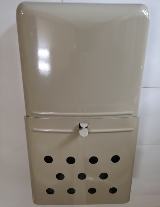 増田産業 OD-665A クリーム OD665A 集合郵便受箱 集合住宅、公団住宅用ドア用郵便受け箱 ポスト KJ-1型