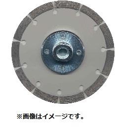 ツボ万 DRY2000-125B ダイヤモンドカッター DRY2000ネジ付 コーナーカット用 125x2.0x7xM16ボス 1105101