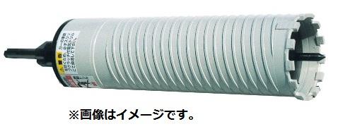 ツボ万 CD-DG125SET ダイヤモンドコアドリル コアドリルCD-DGセット 乾式・硬質物用 φ125x195x13 11640