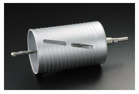 UNIKA ユニカ 換気扇用コアドリル BZ-FAN95ST FANタイプ ストレートシャンク 口径:95mm