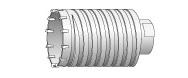 UNIKA ユニカ ハンマードリル用コアドリル HC-95B HCタイプ ボディのみ 口径:95mm