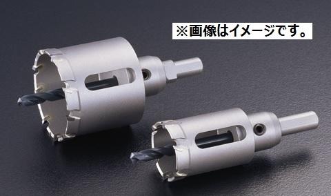 UNIKA ユニカ 超硬ホールソー MCTR-110TN メタコアトリプル(ツバ無し) MCTR-TNタイプ 口径:110mm